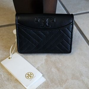*New* Tory Burch Alexa Foldable Mini Waller